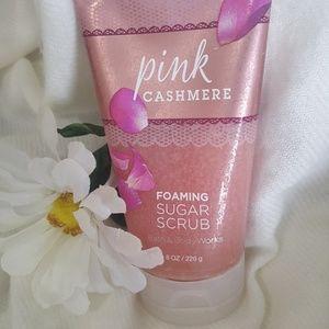 Pink Cashmere Body Scrub